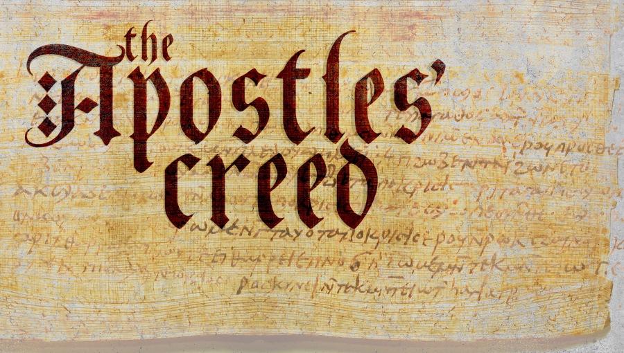 Catholic creed the apostle Prayers of
