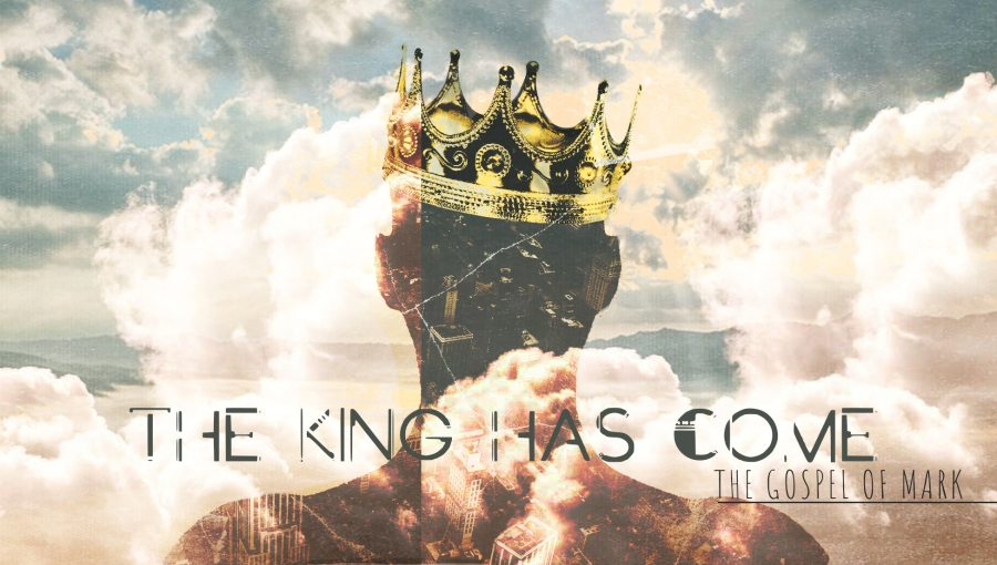 The King Has Come
